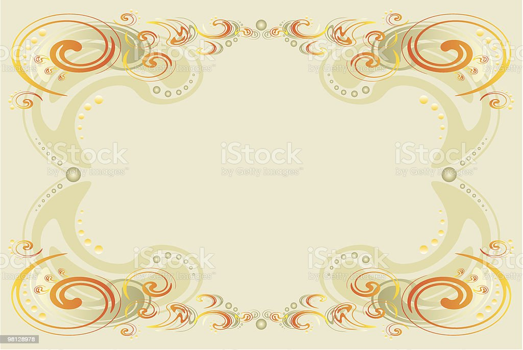 ornament royalty-free ornament stock vector art & more images of abstract