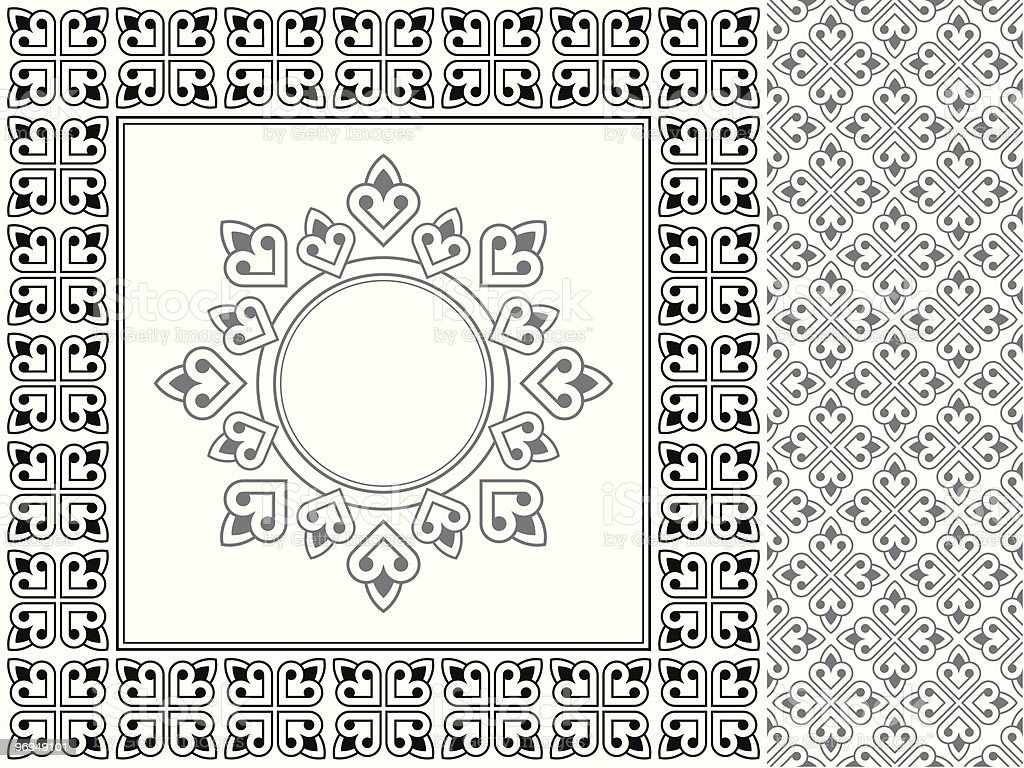 Ornamental design elements royalty-free ornamental design elements stock vector art & more images of abstract