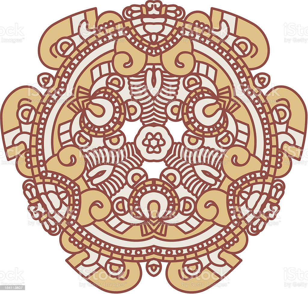 Ornamental ethnicity pattern royalty-free ornamental ethnicity pattern stock vector art & more images of abstract