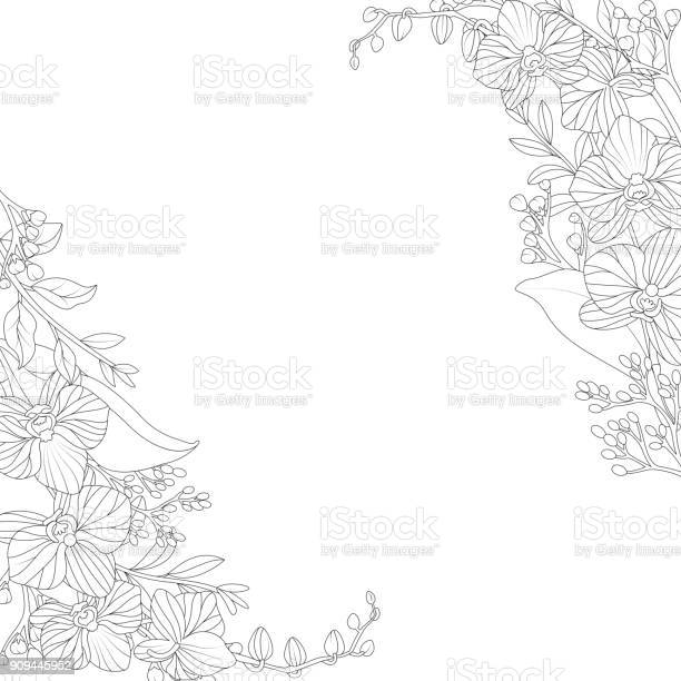 Ornamental flowers on white background vector id909445952?b=1&k=6&m=909445952&s=612x612&h=qk4kihi6k8s txohl xd8y25cbi7ohvm1kkzvovhkz4=