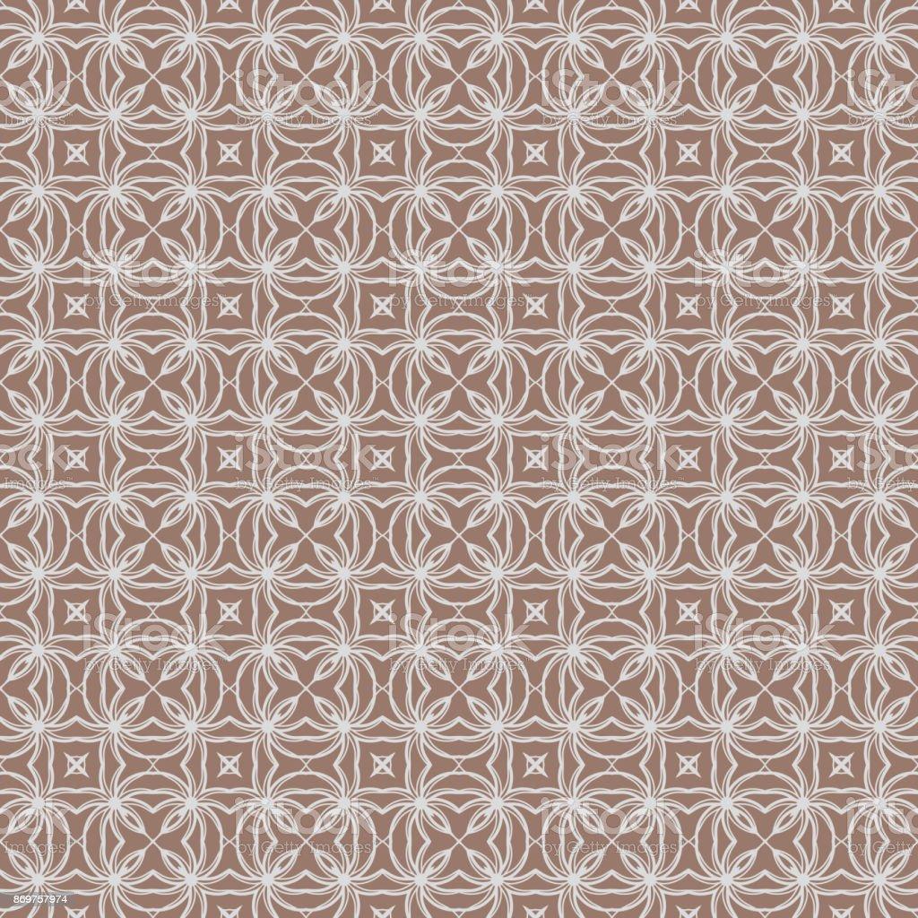 Dekorative Geometrische Gestaltung Moderne Geometrie Nahtlose Muster ...