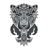Ornamental Panther