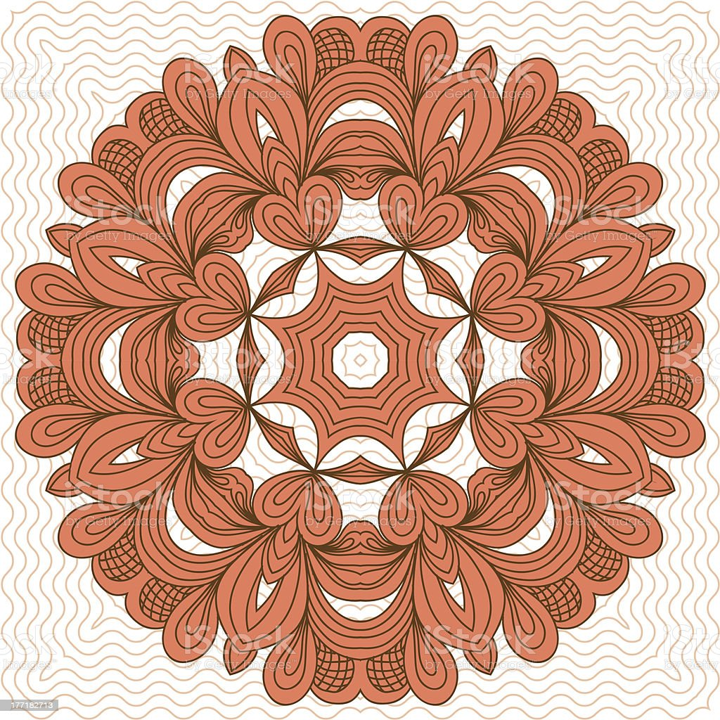 Ornamental pattern royalty-free ornamental pattern stock vector art & more images of abstract