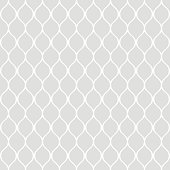 Ornamental seamless pattern. Vector background. White and gray texture.