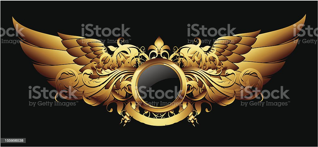ornamental shield royalty-free ornamental shield stock vector art & more images of animal body part