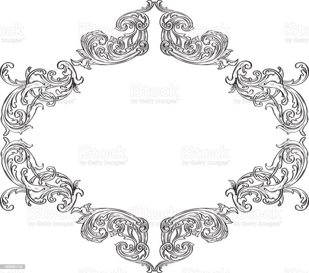 Ungewöhnlich Ornamentrahmen Fotos - Rahmen Ideen - markjohnsonshow.info