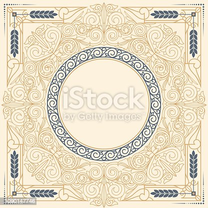 decorative vector artwork