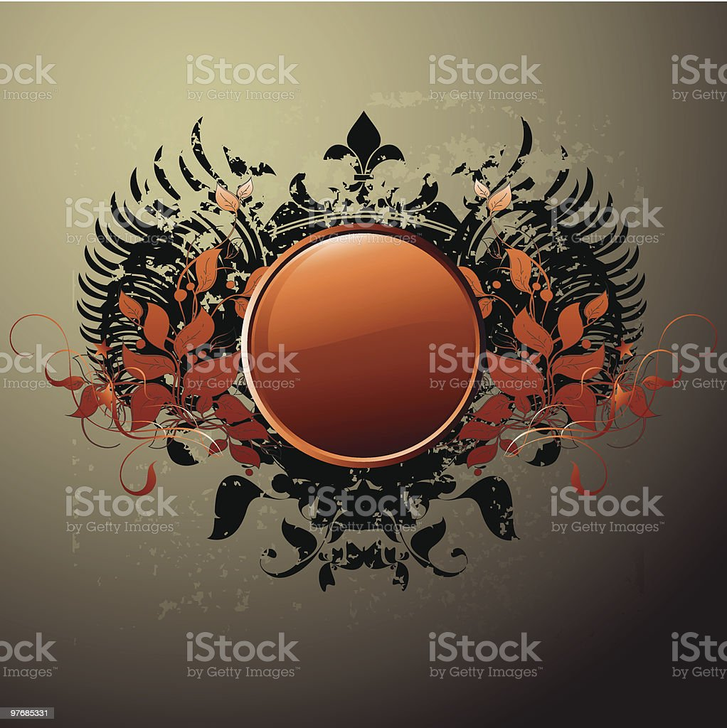 Ornate background royalty-free ornate background stock vector art & more images of backgrounds