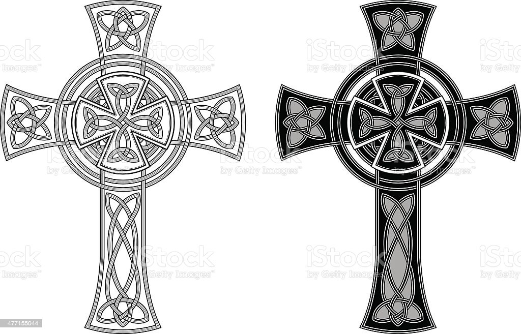 Httpsmediaistockphotocomvectorsornatecelti - Celtic religion