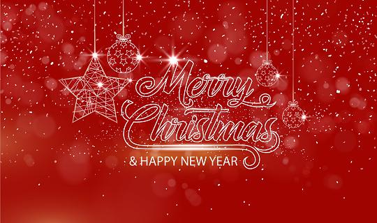 ornate christmas sending