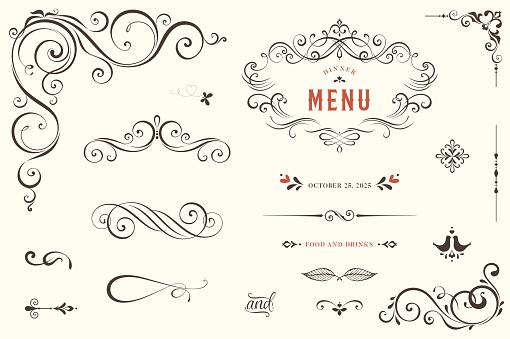 Ornate Design Elements_01