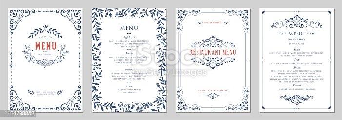 istock Ornate Design Templates_01 1124798852