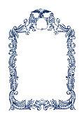 Ornate Frame Enclosure