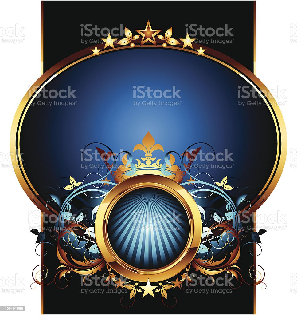 ornate frame royalty-free ornate frame stock vector art & more images of backgrounds