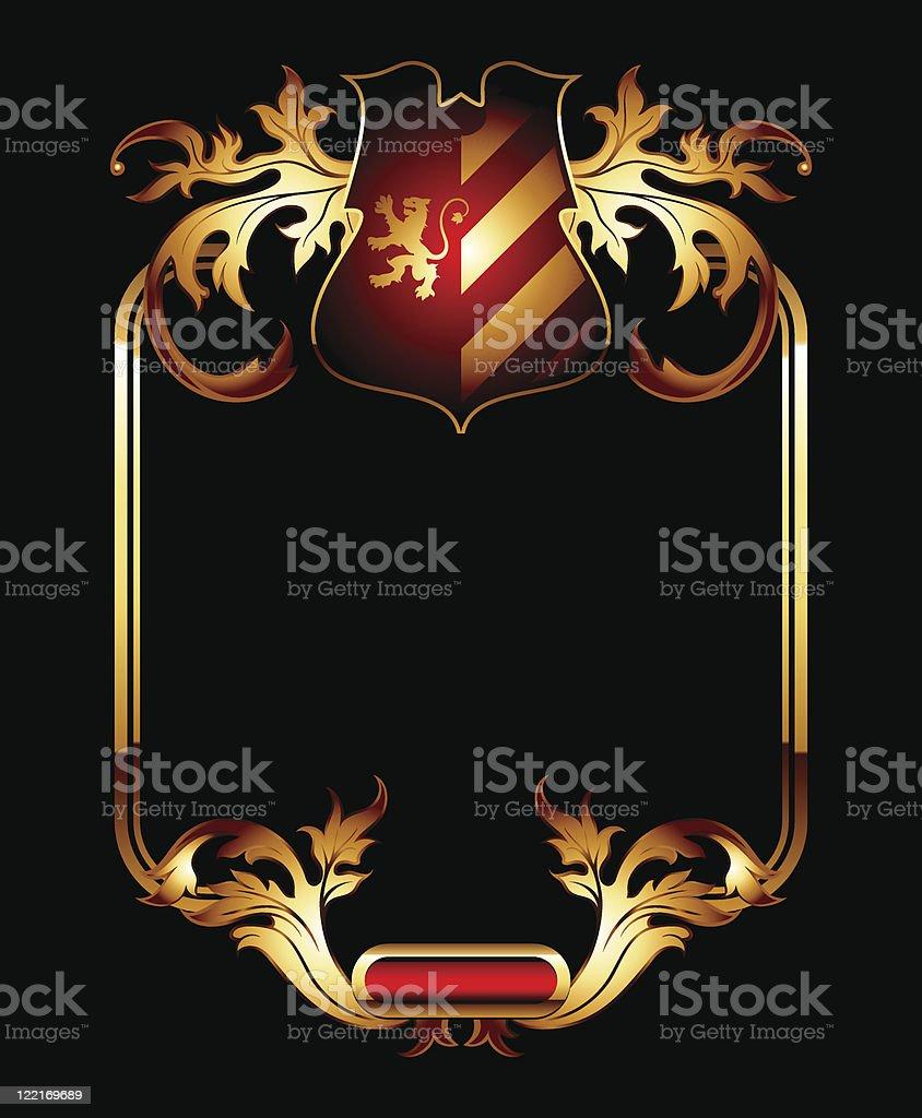 ornate frame royalty-free ornate frame stock vector art & more images of black color
