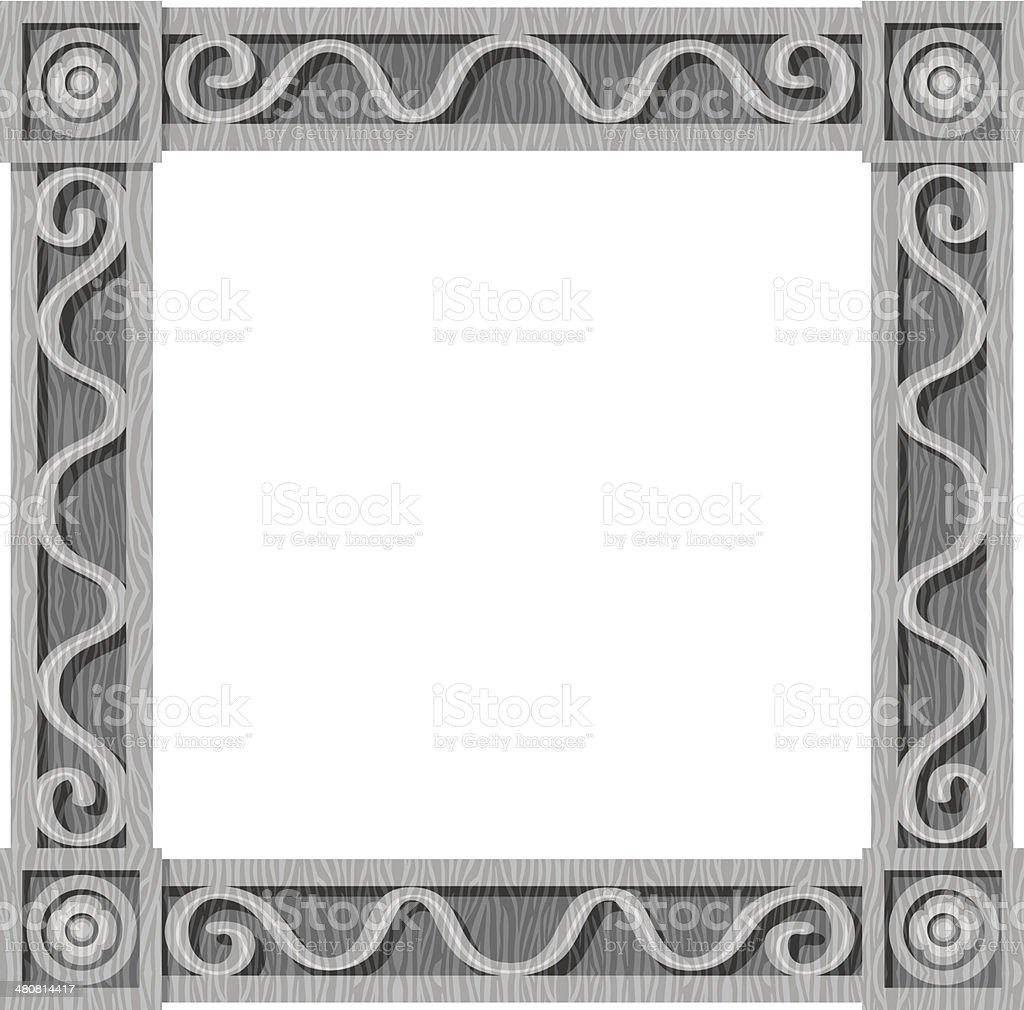 Kunstvoll Verzierten Rahmen Stock Vektor Art und mehr Bilder von ...
