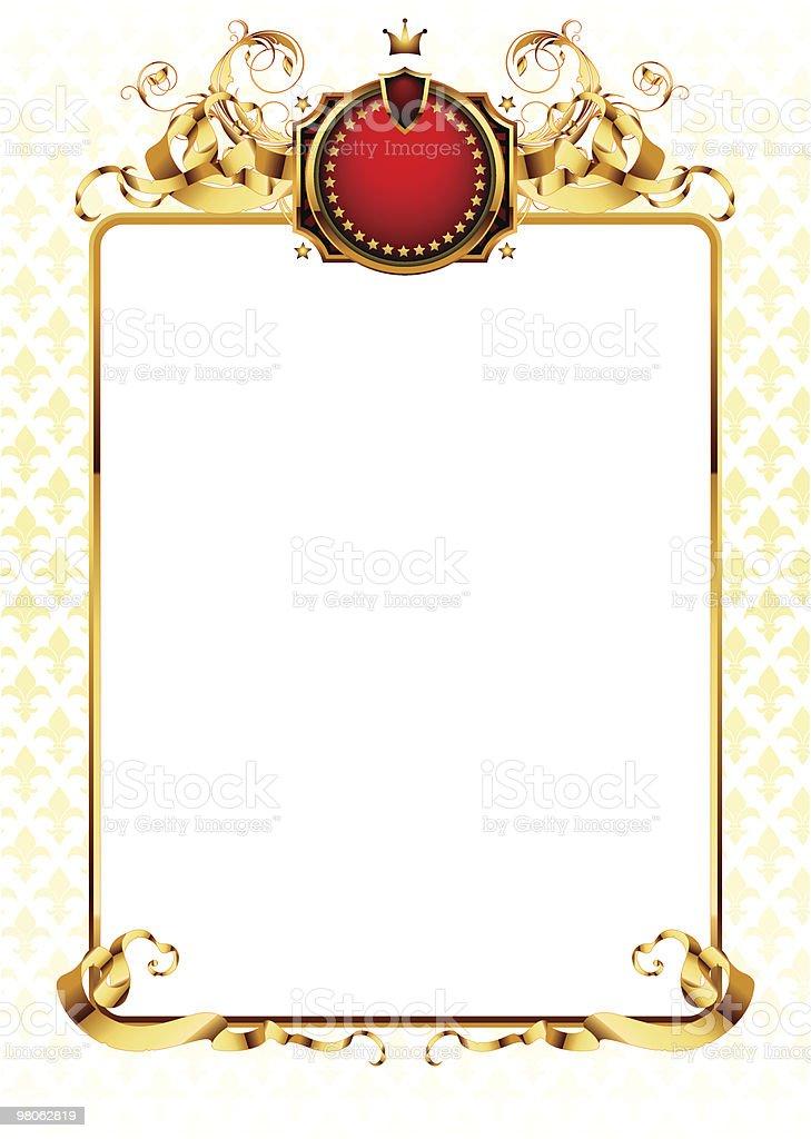ornate frame royalty-free ornate frame stock vector art & more images of color image