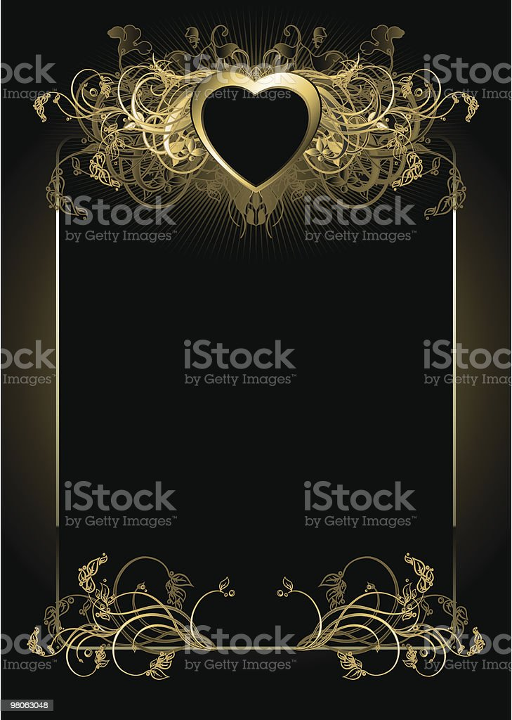 ornate frame royalty-free ornate frame stock vector art & more images of beauty