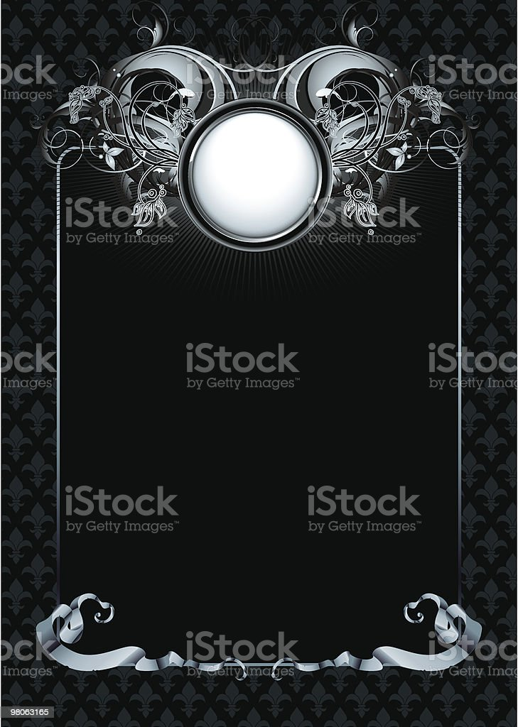 ornate frame royalty-free ornate frame stock vector art & more images of coat of arms
