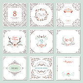Ornate Frames and Rustic Elements_04