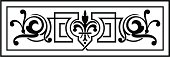 Ornate victorian pattern, bookplate design. Nice clean vectores,saved as ai ver 12 ,pdf,eps ver8 and jpeg