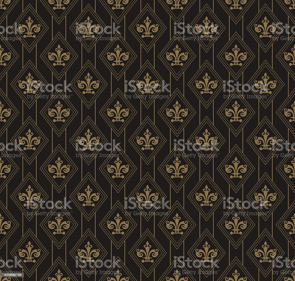 Ornate seamless pattern background royalty-free ornate seamless pattern background stock vector art & more images of abstract