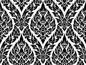 istock Ornate Seamless Pattern 1017453240