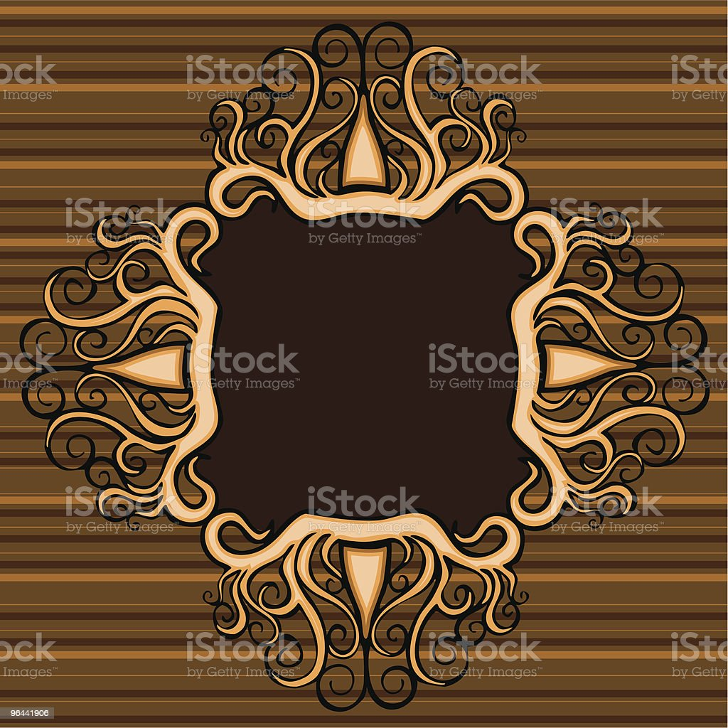 Ornate Shield royalty-free ornate shield stock vector art & more images of 1970