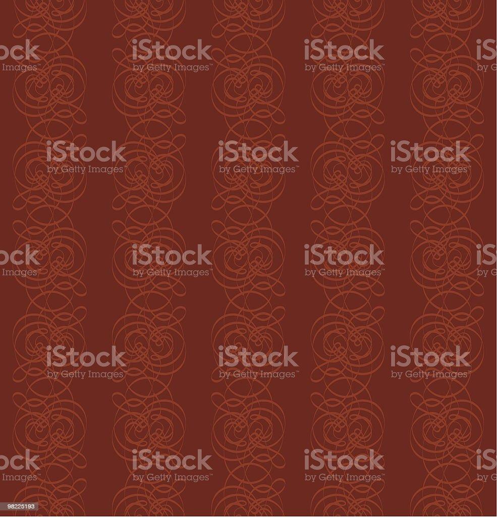 Carta da parati a righe decorata carta da parati a righe decorata - immagini vettoriali stock e altre immagini di calligrafia royalty-free