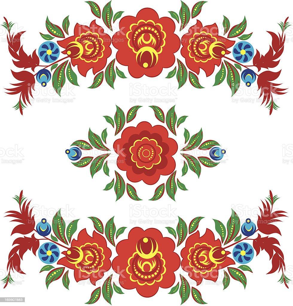 ornate vector art illustration