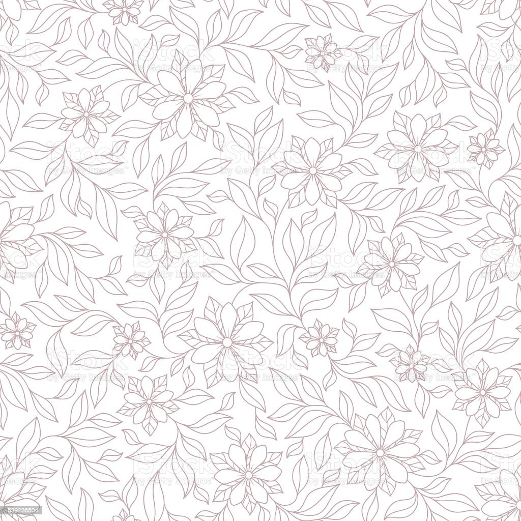 Ornate violet and pink floral seamless texture, endless pattern royalty-free ornate violet and pink floral seamless texture endless pattern stock vector art & more images of abstract