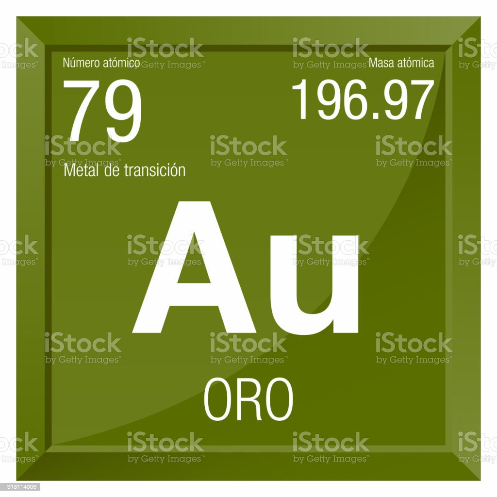 Oro symbol gold in spanish language element number 79 of the oro symbol gold in spanish language element number 79 of the periodic table of urtaz