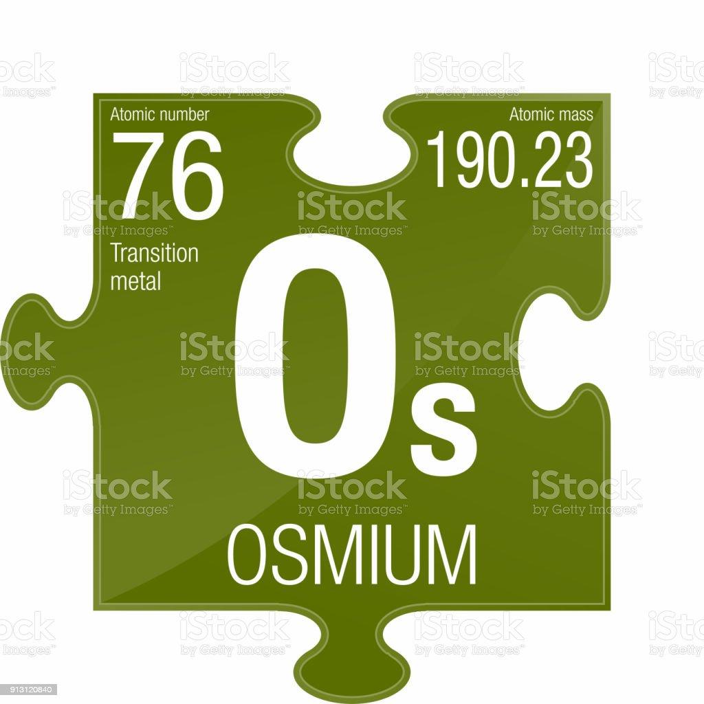 Osmium symbol element number 76 of the periodic table of the osmium symbol element number 76 of the periodic table of the elements chemistry royalty urtaz Choice Image