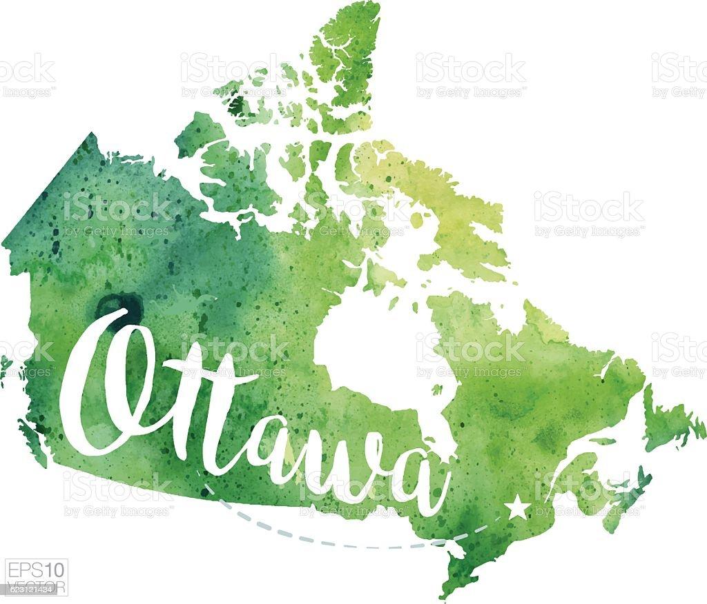 Ottawa canada vector watercolor map arte vectorial de stock y ms ottawa canada vector watercolor map ottawa canada vector watercolor map arte vectorial de stock gumiabroncs Choice Image