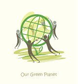 Our Green Planet.