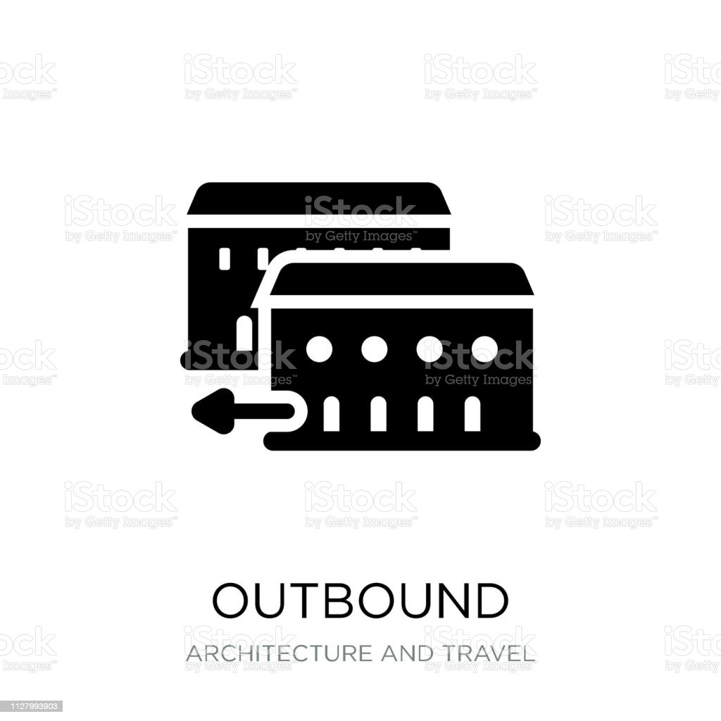 outbound icon vector on white background outbound trendy filled icons from architecture and travel collection stock illustration download image now istock outbound icon vector on white background outbound trendy filled icons from architecture and travel collection stock illustration download image now istock