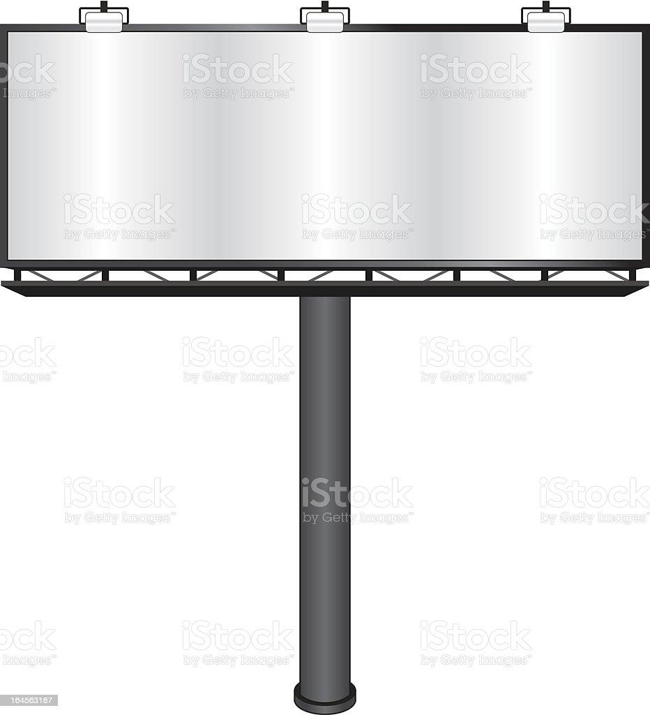 Outdoor billboard royalty-free outdoor billboard stock vector art & more images of advertisement