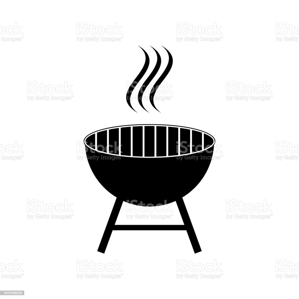 outdoor grill vector icon bbq grill icon stock vector art more rh istockphoto com bbq vector icon bbq vector free download
