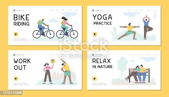 Outdoor leisure activities