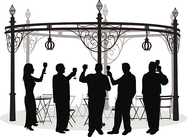 Wedding Reception Clip Art, Vector Images & Illustrations ...