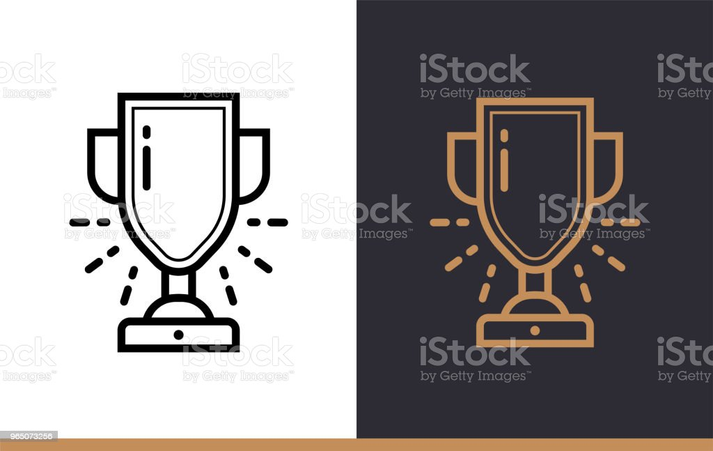 Outline award icon for startup business. Vector line icons suitable for info graphics, print media and interfaces outline award icon for startup business vector line icons suitable for info graphics print media and interfaces - stockowe grafiki wektorowe i więcej obrazów bez ludzi royalty-free