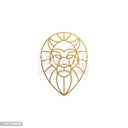 Geometric Lion Outline / Over 938 geometric lion pictures to choose from, with no signup needed.
