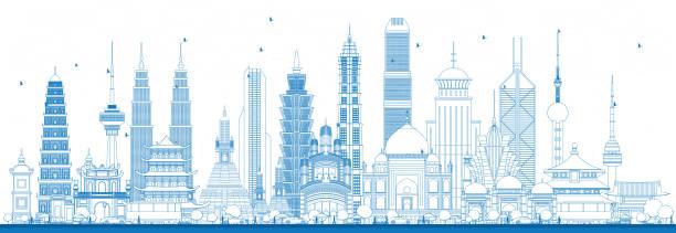 概要アジアで有名なランドマーク。 - 台湾点のイラスト素材/クリップアート素材/マンガ素材/アイコン素材