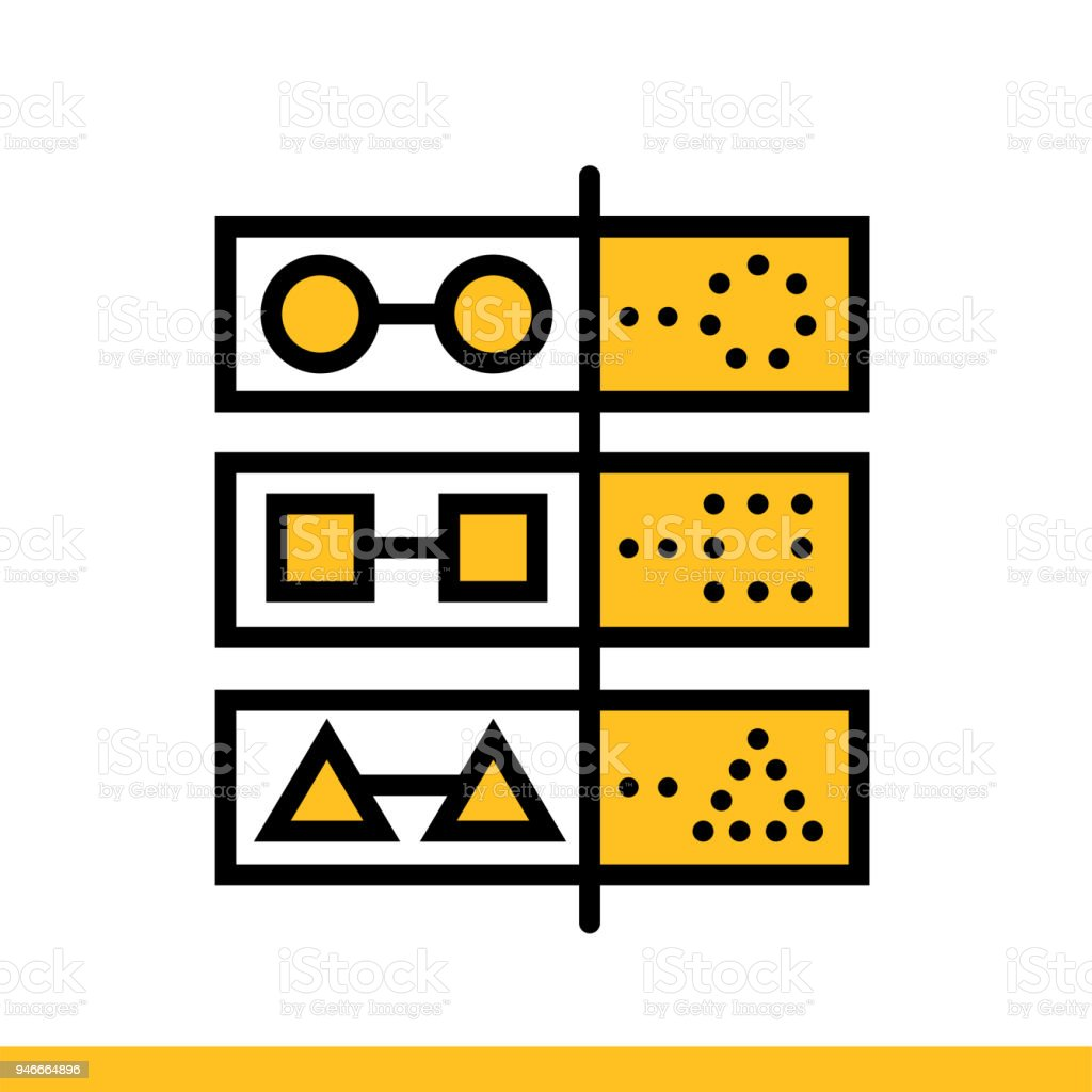 Outline Icon Prediction Model Data Science Technology And Machine