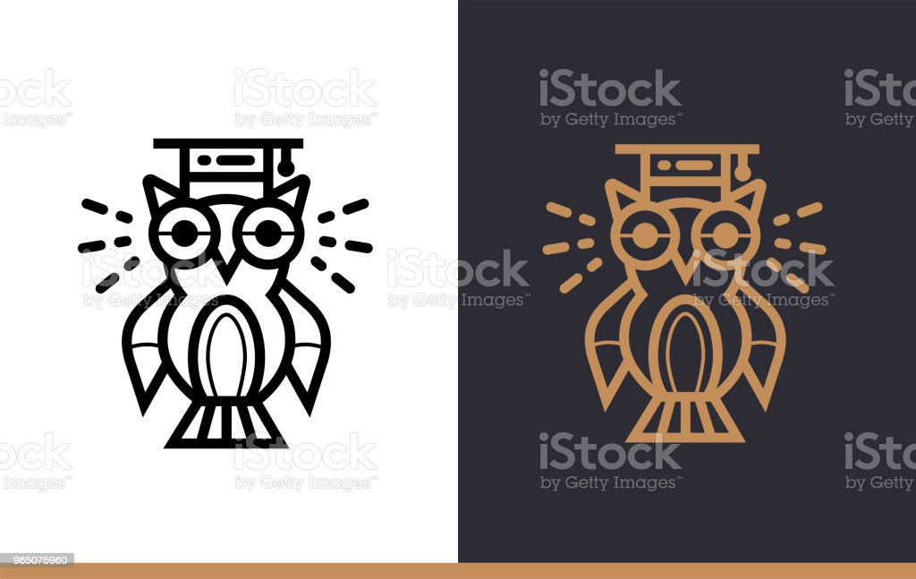 Outline KNOWLEDGE icon for education. Line icons suitable for info graphics, print media and interfaces royalty-free outline knowledge icon for education line icons suitable for info graphics print media and interfaces stock vector art & more images of design