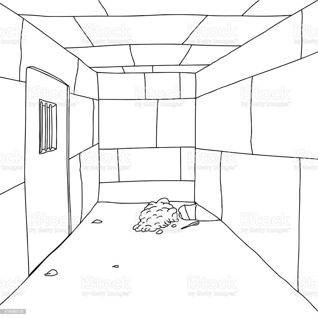Royalty Free Prison Break Clip Art, Vector Images