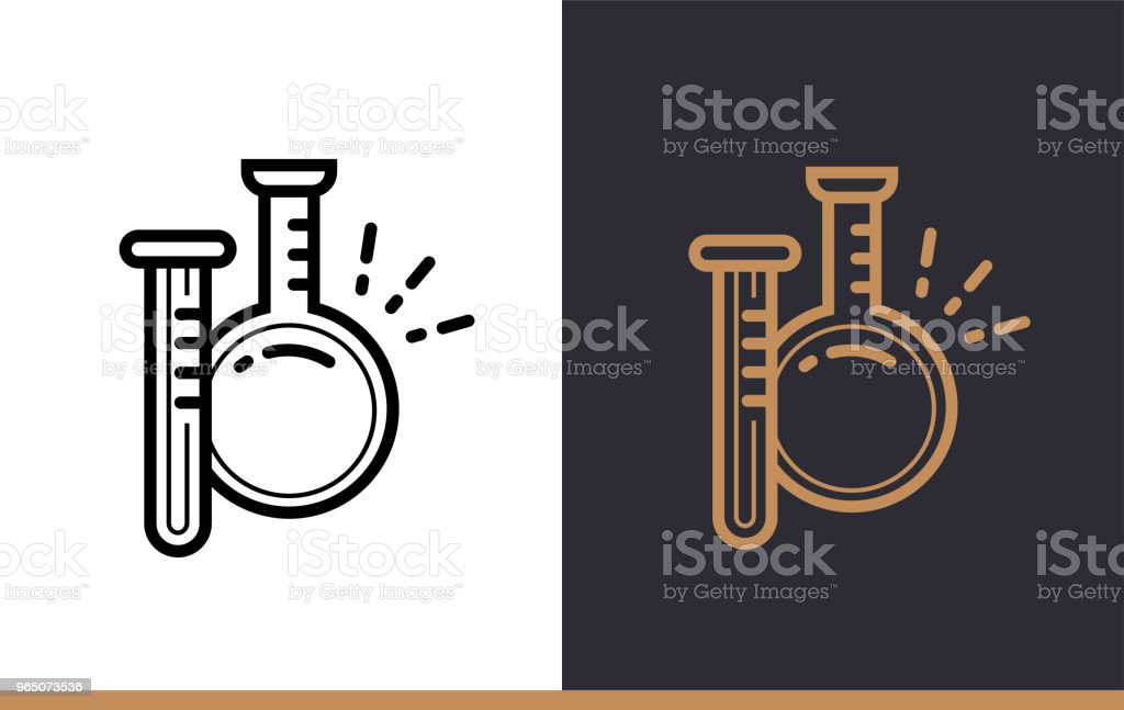 Outline research icon for startup business. Vector line icons suitable for info graphics, print media and interfaces royalty-free outline research icon for startup business vector line icons suitable for info graphics print media and interfaces stock vector art & more images of business