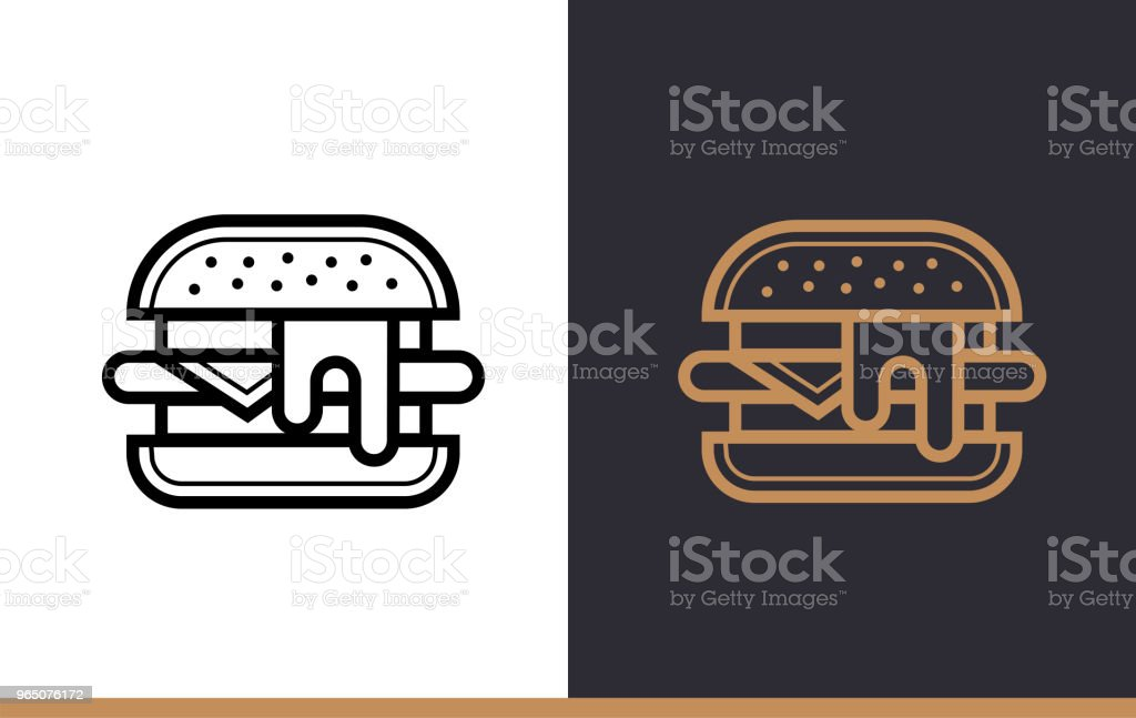 Outline SANDWICH icon, bakery. Vector line icons suitable for info graphics, print media and interfaces outline sandwich icon bakery vector line icons suitable for info graphics print media and interfaces - stockowe grafiki wektorowe i więcej obrazów bez ludzi royalty-free
