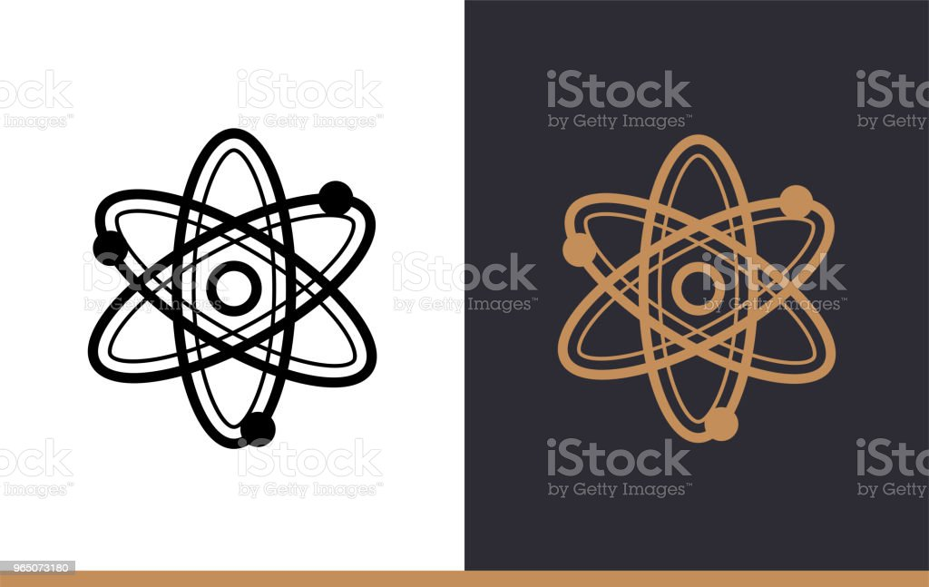 Outline SCIENCE icon for education. Line icons suitable for info graphics, print media and interfaces royalty-free outline science icon for education line icons suitable for info graphics print media and interfaces stock vector art & more images of atom