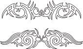Outline Tribal Design
